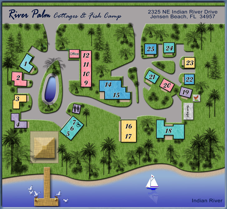 river palm cottages fish camp jensen beach fl rh riverpalmcottages com jensen beach cottages and fish camp jensen beach cottages for rent